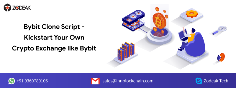 Bybit Clone Script – Kickstart your own Crypto Exchange like Bybit