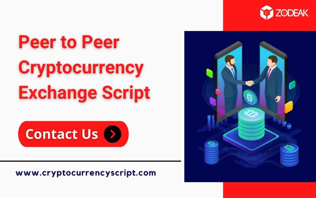 p2p cryptocurrency exchange script