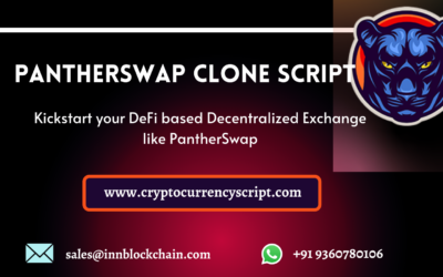 PantherSwap Clone Script – Kickstart your DeFi based Decentralized Exchange like PantherSwap