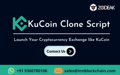 KuCoin Clone Script to Launch your Cryptocurrency Exchange like KuCoin