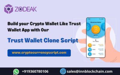 Trust Wallet Clone Script – Create your own Crypto Wallet App like Trust Wallet
