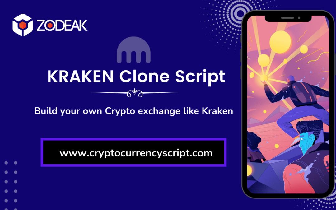 Kraken Clone Script – To Start a Crypto Exchange Platform like Kraken