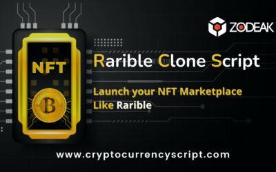 Rarible Clone Script – Create NFT Marketplace like Rarible