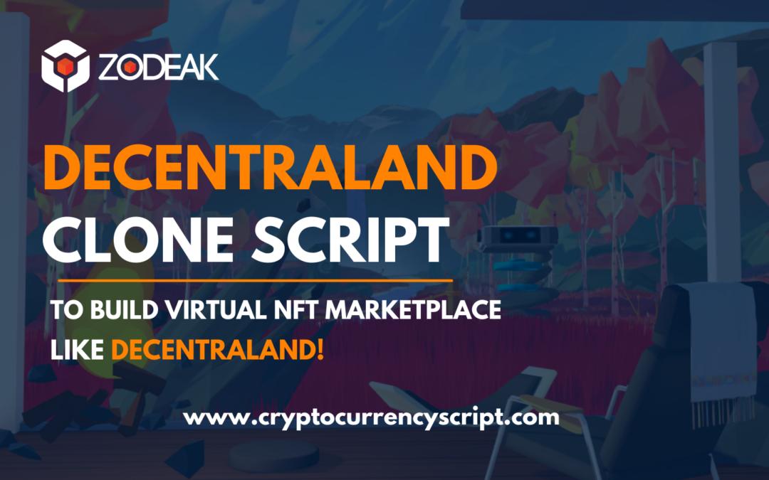 decentraland-clone-script