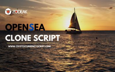 OpenSea Clone Script – To Create P2P NFT Marketplace like OpenSea