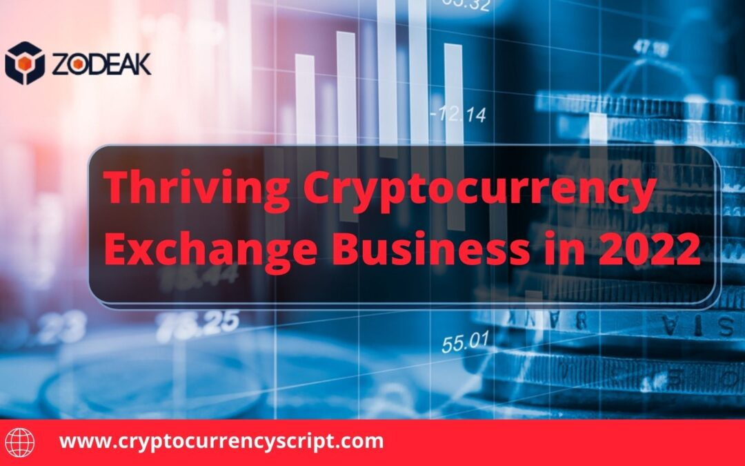 cryptocurrency exchange business